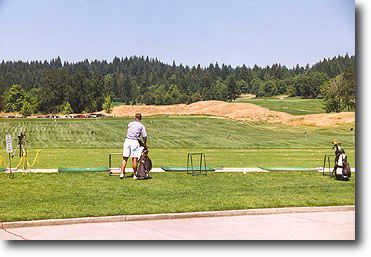 Ghost Creek Course At Pumpkin Ridge Golf Club In North Plains