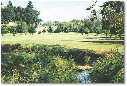 Wildwood Golf Course In Portland