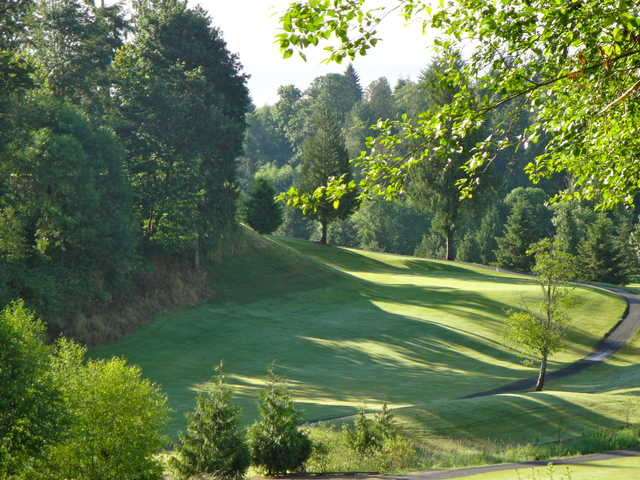 Wildwood Golf Course In Portland