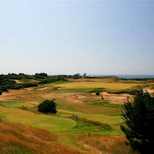 Bandon Dunes - Old Mcdonald Golf Course - Hole 6