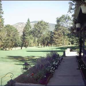 Red Mountain GC: Clubhouse