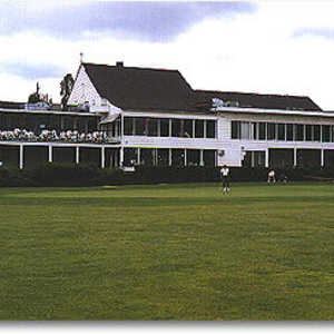 Colwood National clubhouse
