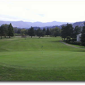 Emerald Valley: Hole #18