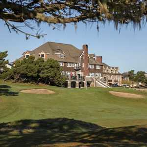 Gearhart Golf Links clubhouse