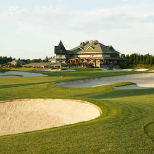 The Reserve Vineyards & Golf Club - South: #18