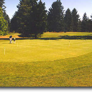 Salem GC Putting Green