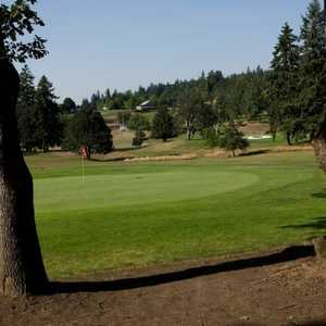 Laurelwood GC: #1