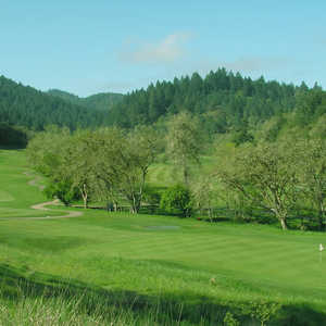 Cougar Canyon GC: #5