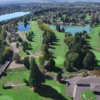 Aerial view from McNary Golf Club.