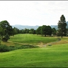 Oak Knoll GC: View from the 1st hole