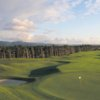 Sandpines #10: A straight tee shot is a must on this long par 4. Mounds on the left will leave an awkward lie. Anything right will be lost in the trees or the sand dunes. The green is a flat putting surface. 