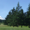 A view from Hood River Golf & Country Club