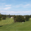 A view from a tee at Crestview Golf Club