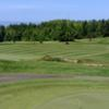 A warm sunny day view from Crestview Golf Club
