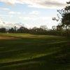 A view of a green at RiverRidge Golf Complex