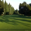 A view of a green at Columbia Edgewater Country Club