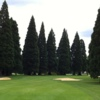 A view of a fairway at Columbia Edgewater Country Club