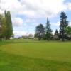 A view of a green at Woodburn Estates & Golf
