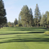 A view from a tee at Bend Golf & Country Club