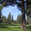 A view of a green at Bend Golf & Country Club