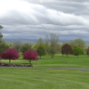 A cloudy view from Pendleton Country Club