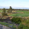 A view of a green at Juniper Golf Club