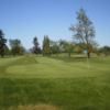 A view of a green at Fiddler's Green Golf Course