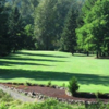 A view of fairway #3 at McKenzie River Golf Course