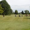 A view from Marysville Golf Course