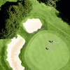 Pinecone @ The Resort at The Mountain: Aerial view of the 3rd green