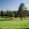 A view of the 5th hole at Corvallis Club
