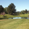 A view from a tee at Roseburg Country Club