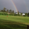 A double rainbow over Seaside Golf Club