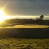 A sunny view of hole #10 at Bandon Dunes (Richard C)
