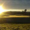 A sunny view of hole #10 at Bandon Dunes (Richard C)