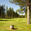A view of the 9th fairway at Widgi Creek Golf Club.