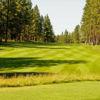 A view of fairway #12 at Widgi Creek Golf Club.
