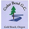 Cedar Bend Golf Club - Semi-Private Logo