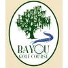 Bayou Golf Course - Regulation Nine Logo