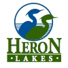 The Greenback at Heron Lakes Golf Course - Public Logo