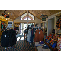 Forget your clothes? Don't miss River's Edge Golf Course's pro shop.