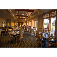 The Gallery Restaurant at the Bandon Dunes Golf Resort features fine food and a world-class wine list.