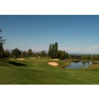 Carved out the high desert with the Cascade Mountains as a backdrop, the Ridge Course at Eagle Crest Resort in Redmond is a popular choice.