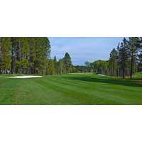The new Glaze Meadow Course at Black Butte Ranch opens with a reachable par 5.