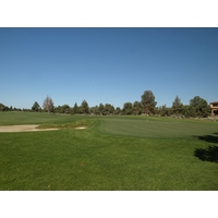 The second on the Nicklaus Course at Pronghorn Club & Resort is a long par 5.