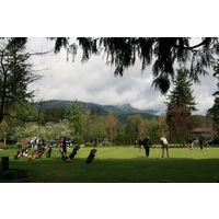 The Courses at The Resort at the Mountain is located in the Salmon River Valley.